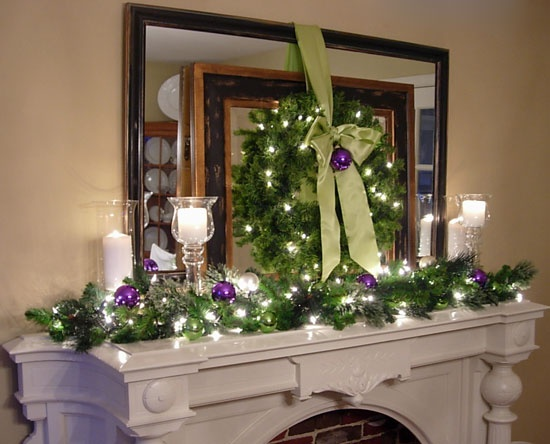 Best images about silver and purple christmas on