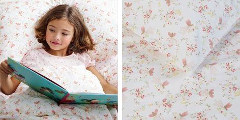 Flutter Fairy Bed Linen Set