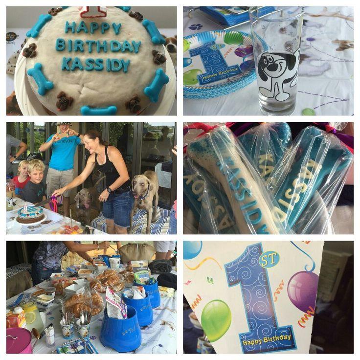 Kassidy 1st Birthday Party