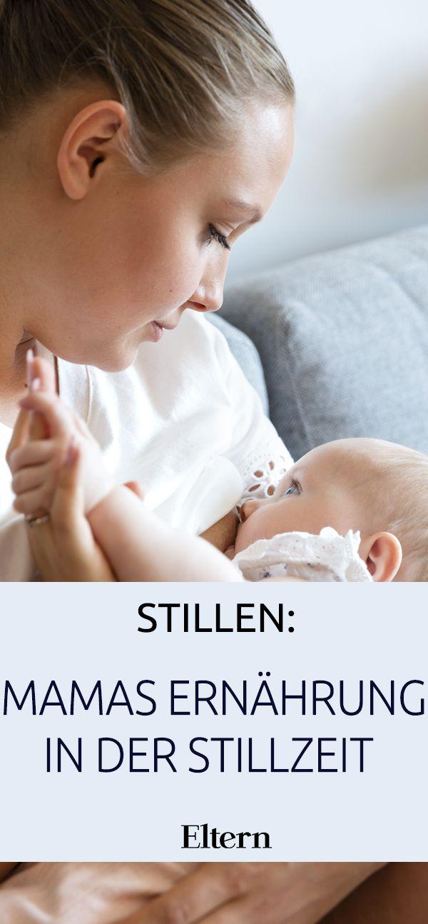 Stillende brauchen keine spezielle Diät. Doch sie sollten beim Essen darauf achten, dass ihre Milch reich an wichtigen Nährstoffen für das Baby ist. Welcher Speiseplan Mutter und Kind gut tut, lesen Sie hier.