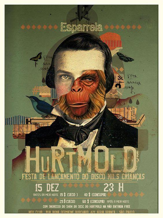 ~Diego Max,İllüstrasyon,kolaj ve fantastik posterler. http://www.mozzarte.com/sanat/illustrasyonkolaj-ve-fantastik-posterler-diego-max/