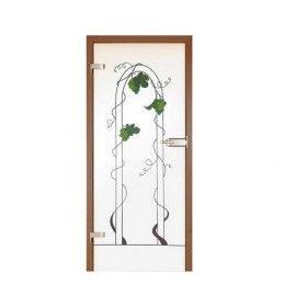 Drzwi szklane witrażowe GIPY KINGS BACHUS