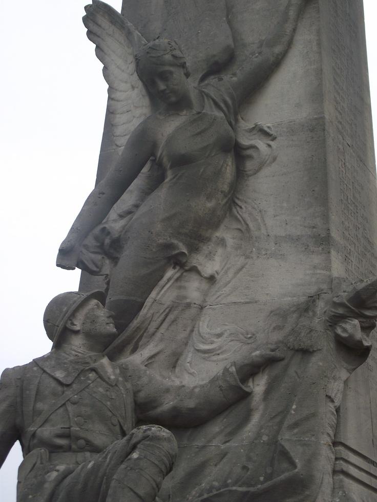 War memorial Abbeville France