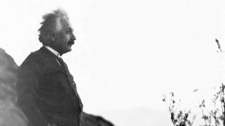 Trabajo: Estas fueron las sabias y elegantes últimas palabras de Einstein . Noticias de Alma, Corazón, Vida