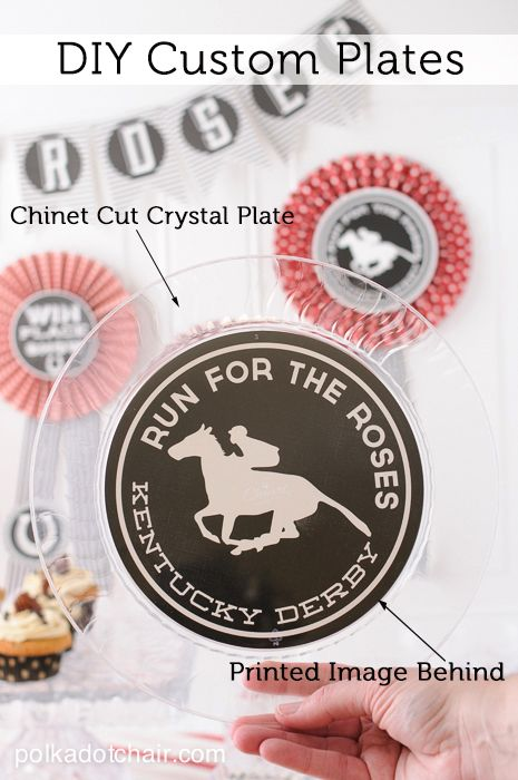 Kentucky Derby Party Ideas and Free Printables
