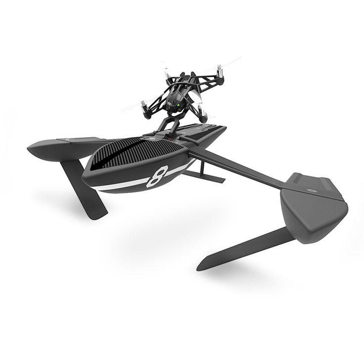 Parrot Mini Drones - Hydrofoil - ORAK  Varende boot aangestuurd door een mini-sized quadcopter.  EUR 99.00  Meer informatie