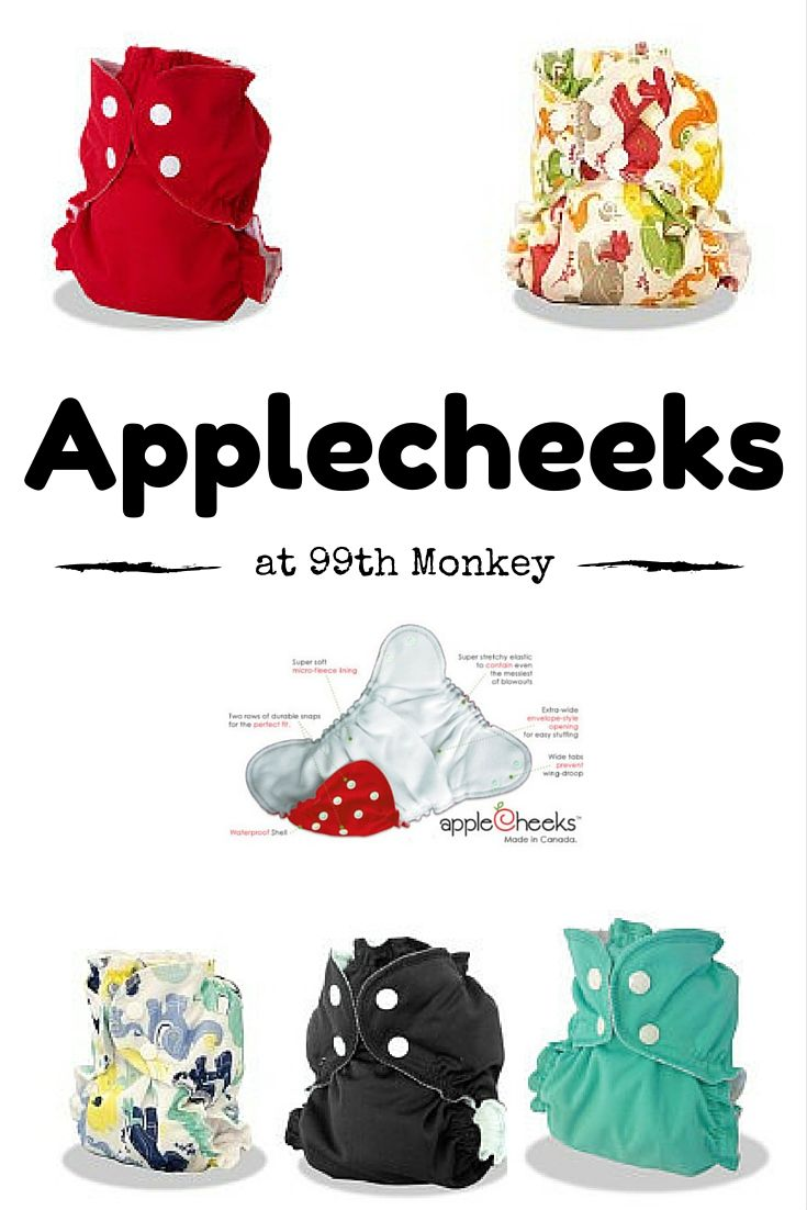 Applecheeks diaper covers