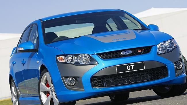 FORD will axe the iconic Falcon GT by the end of 2014 - two years before the Broadmeadows factory is due to close.