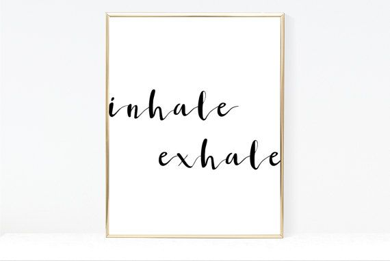When it comes to anxiety, sometimes everything can become too much and you can become overwhelmed and panicked. I can't stress enough how important it is to breathe in those moments. To take a step back and just focus on your breathing, inhaling and exhaling. If you slow your breathing, you can calm yourself down and you start to think a bit more rationally. I wish I'd caught on to that sooner – breathing now really is the key for me when things become too much.