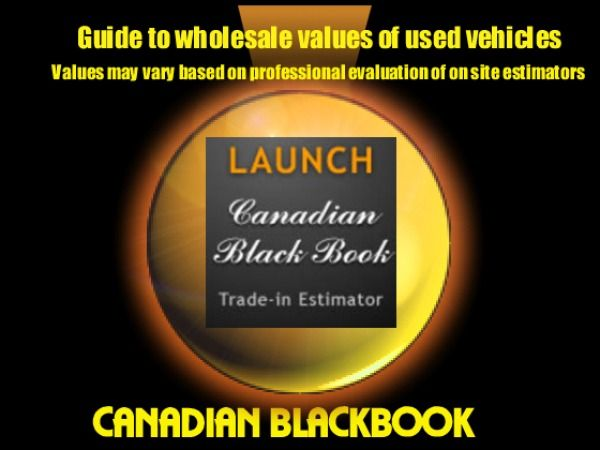 Black Book Car Values >> Red Book Blue Book Black Book Canadian Used Cars Prices Used