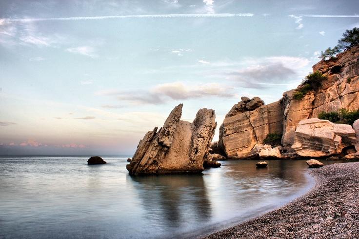 Turkey: near Kemer & Antalya, southern coast