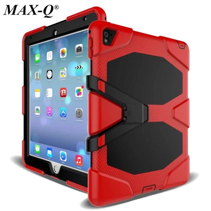 14.95$  Watch here - http://aliunq.shopchina.info/go.php?t=32680148461 - NEW! For Apple iPad Pro 9.7 Case Cover Durable 3 Layers Silicone+PC Hybrid Rugged Stand Shockproof Water Repellent Cover 12Color 14.95$ #magazine