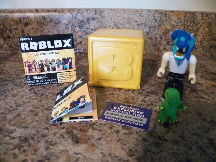 Roblox MAD GAMES ANGEL Celebrity Gold Series 2 Figures Kids Toys Pack+Game Codes