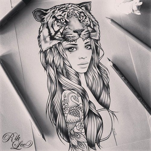 Rik Lee lives and draws in Melbourne, Australia.