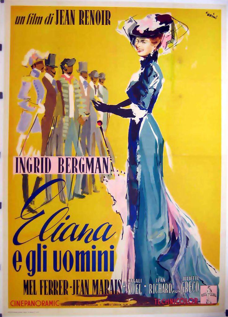 Eliana e gli uomini(1956)