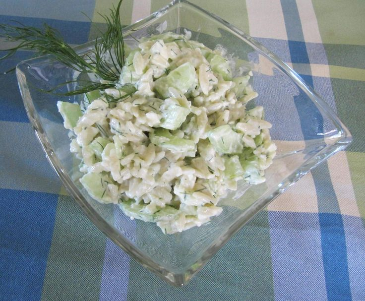 Rezept Krithariki Salat von nikola2104 - Rezept der Kategorie Vorspeisen/Salate