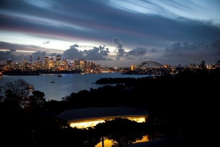 The view from Taronga Centre! Amazing! #eventspace #venue