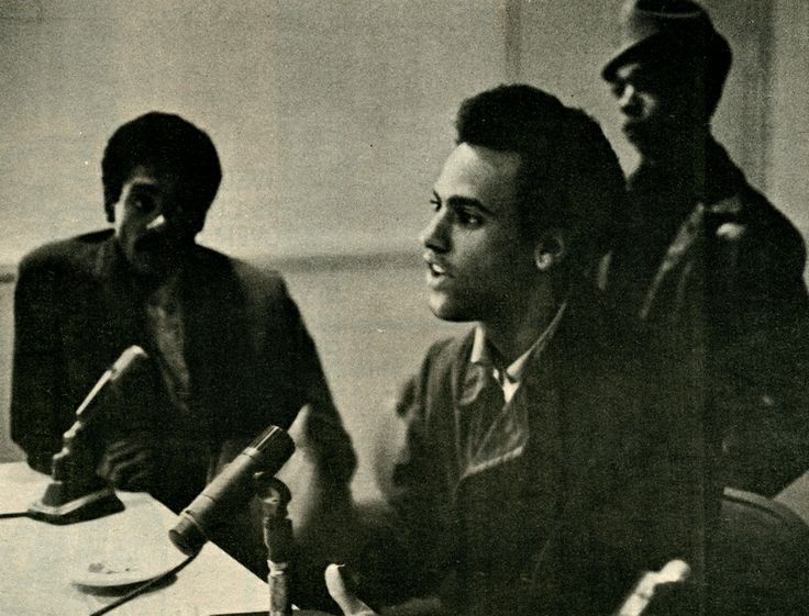 Bobby Seale And Huey Newton 17 Best images about B...