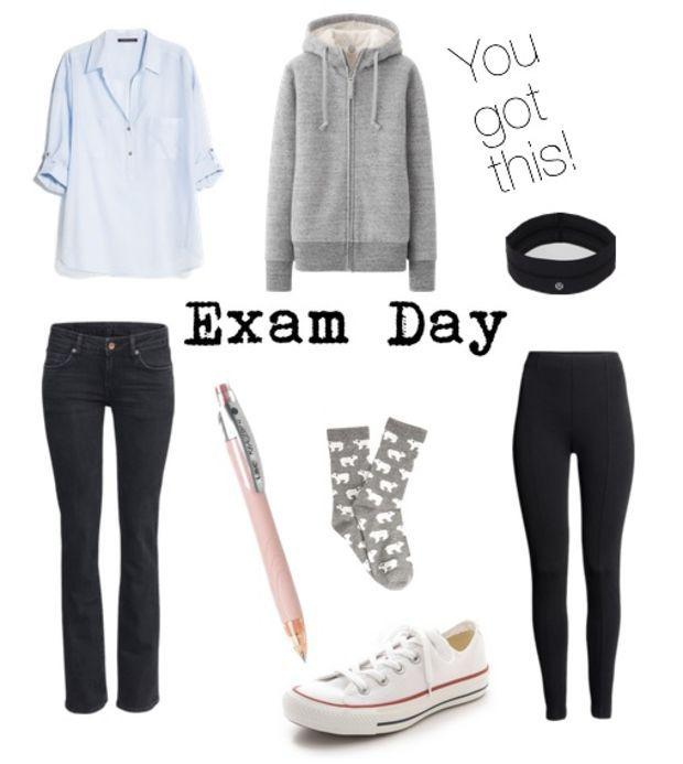 4 Outfits for Every Stage of Finals Week - College Fashion