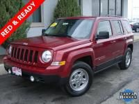 2014 Jeep Patriot Sport - SOLD - http://www.applechevy.com