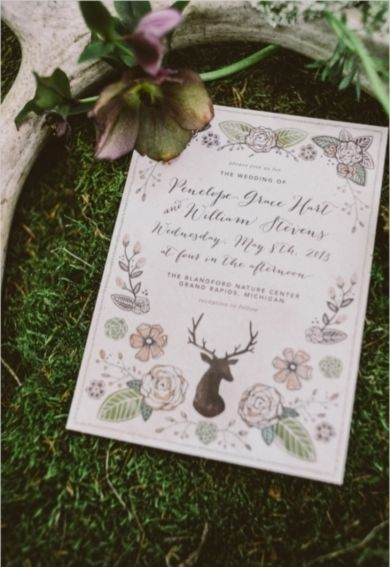 Wending Invitations: Gorgeous #wedding invitation | Photo by: Meg Van Kampen on Wedding Chicks via Lover.ly