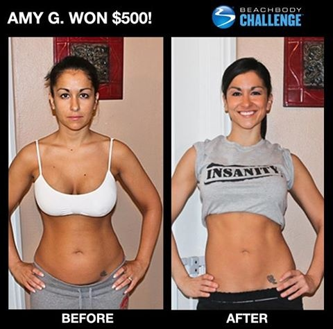 12 best images about insanity results on Pinterest