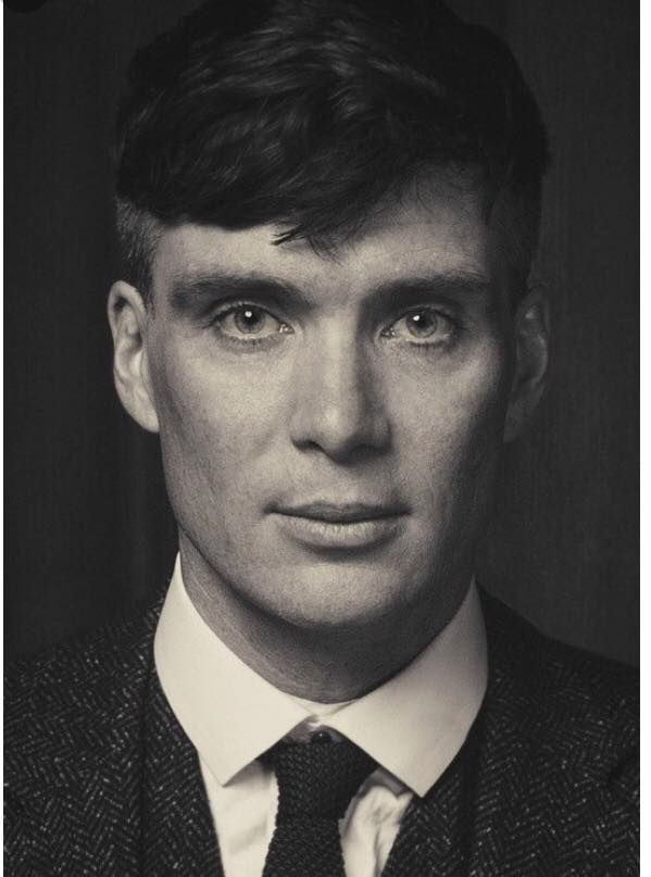 Tommy Shelby Say No More Cillian Murphy Peaky Blinders Peaky Blinders Tommy Shelby Thomas Shelby Haircut