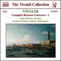 Concerto c-moll für Fagott, Streicher und Basso continuo