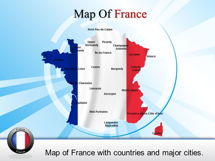 25 best creative powerpoint maps online images on pinterest even you can add animation to the powerpoint map background france in order to provide a gumiabroncs Image collections