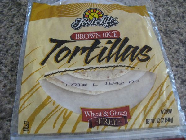 Really good tortillas that don't have wheat/soy/corn...Recipe for chips included on link.  A HUGE HIT WITH THE KIDS.