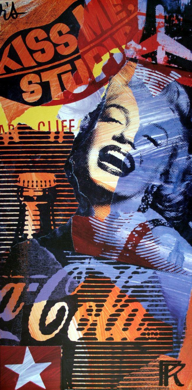 Marilyn Monroe - Kiss Me Stupid - Paul Raynal