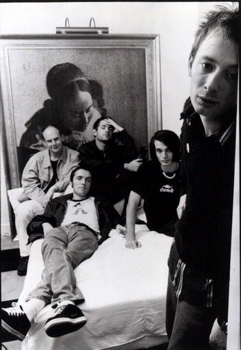 Imágenes de Radiohead (2 de 312) – Last.fm