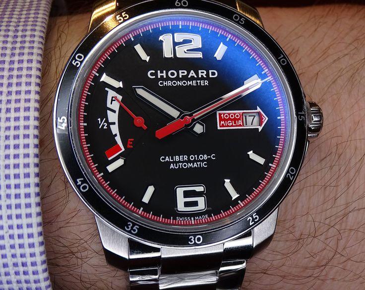 #Chopard Mille Miglia GTS Power Control en la muñeca -brazalete