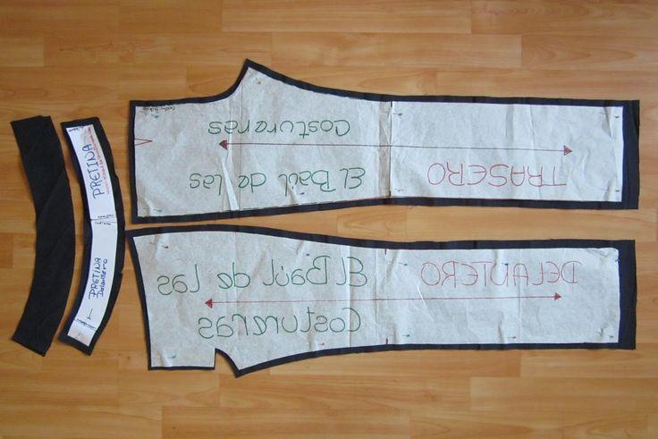 Confección pantalón básico para mujer | EL BAÚL DE LAS COSTURERAS