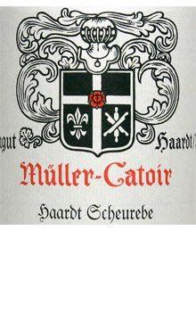 2013 Muller-Catoir Haardt Scheurebe / Chris Shephard Recommendation