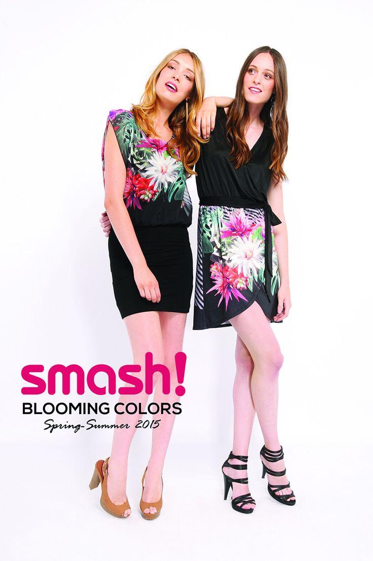 #summer #dress #smash #barcelona #flowerdress