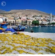 halki island  greece