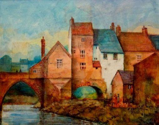 Old Elvet Bridge- Malcolm Coils