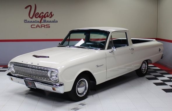 1962 Ford Falcon Ranchero Ford Falcon Ford Cars For Sale