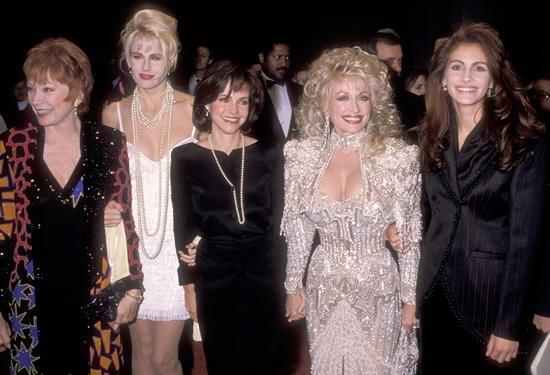"The original cast of ""Steel Magnolias"". #Friends"