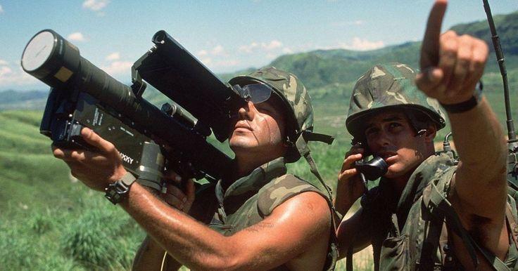 """""""FIM-92 Stinger"""" ขีปนาวุธต่อต้านอากาศยานแบบพกพาที่ดังที่สุดในโลก มาดูความร้ายกาจของมัน นี่คือสเปก - SpokeDark.TV"""
