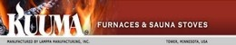 Wood burning furnaces & sauna stoves - safest design