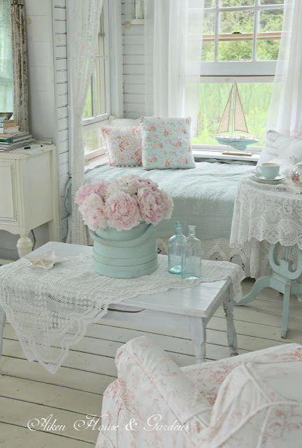 shabby chic cottage sofa ebay shabby chic home decor aus rh pinterest com