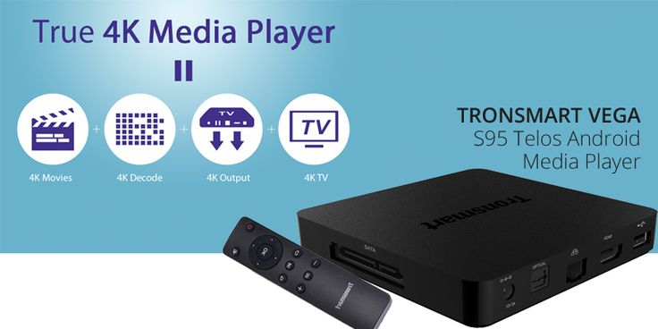 Learn why the #Tronsmart Vega S95 Telos #4K #AndroidTVBox is a great addition to your home entertainment centre. Read our #blog post here. https://www.ooberpad.com/blogs/technology/tronsmart-vega-s95-telos-the-true-4k-android-tv-box