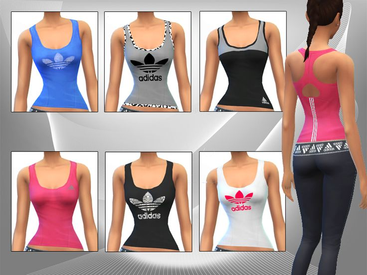 17 Best images about Fitness Sims 4 CP on Pinterest