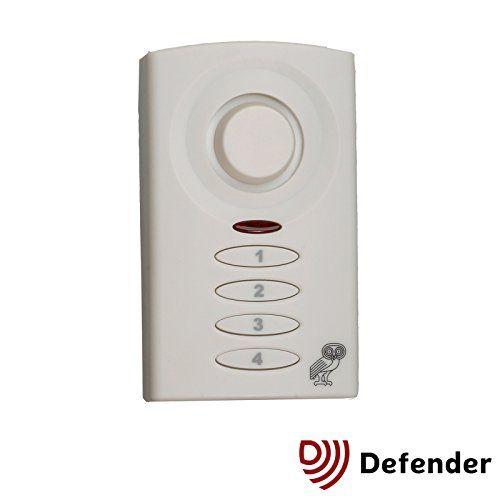 Defender Keypad Shed Alarm