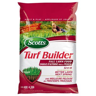 Scotts Truf Builder 8712-sq ft Fall Lawn Fertilizer