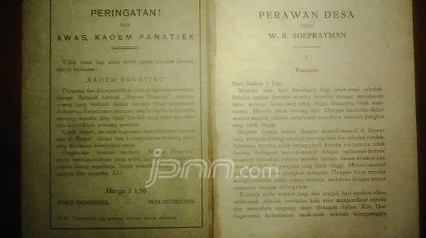 Belum Banyak Terekspose! Lakon W.R. Soepratman dan Perawan Desa