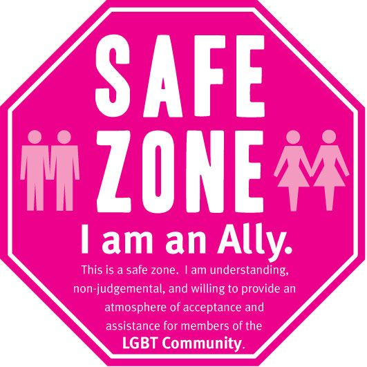 EVERYONE should be an ally