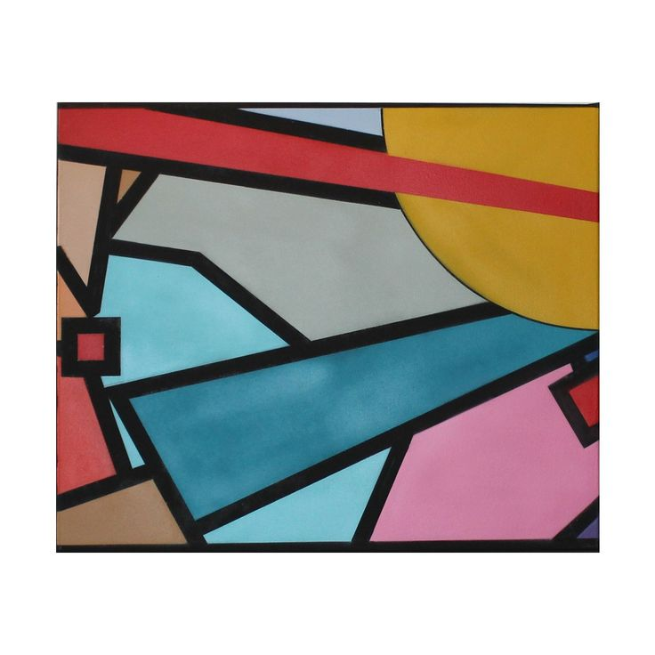 17 beste ideeën over Geometrisch Schilderij op Pinterest - Glitter ...